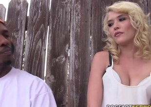 Tiffany Fox enjoys performed black dick