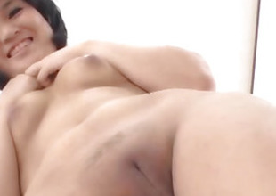 Saki Umita amazes back their way creamy pussy and ass