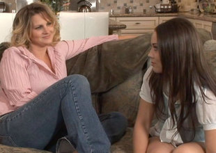 Autum Moon & Kristina Rose in Lesbian Seductions #20, Scene #03