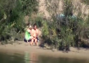 Voyeur tapes a couple having sex in public beau geste the tributary
