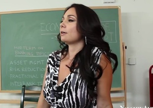 Holly West & Edict Bailey in My First Copulation Teacher