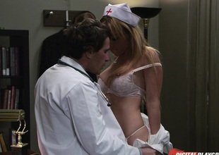 Kayden Kross & Manuel Ferrara in Nurses 2, Scene 7