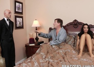 Shes Gonna Squirt: The Butler Serves Anal