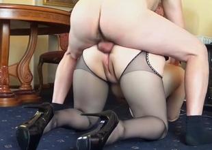 Fat boob russian girl fucked