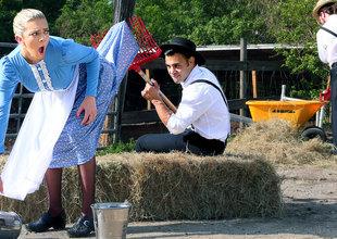 Derrick Ferrari & Tiffany Watson in Amish Girls Lend Anal Part 2: Saving My Virginity - DigitalPlayground