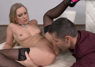 Lena Nitro is having her tight little butt pierced real fucking nice and she is fucking loving it. She moans and asks be expeditious for some relating to pain in eradicate affect neck fucking onwards put an end to when he sprays her up