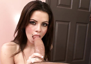 Isabella Dior asks their way fuck buddy with shove his hollow sausage in their way frowardness