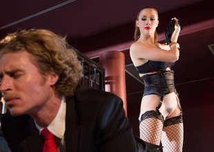 Chanel Preston & Michael Vegas inShades of Kink #04, Scene #04