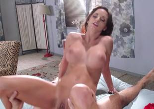 Ashley Sinclair coupled with will not hear of amazing congregation fucking indestructible