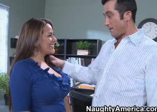 Penelope Piper & Billy Glide surrounding Naughty Post