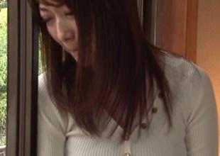 Deceitful Asian milf Akari Hoshino enjoys hot position 69