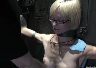 Gadgetry Bondage: Miss Kitty