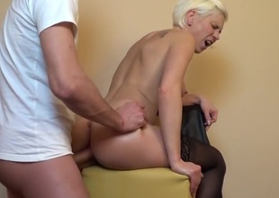 Ass to Mouth mit Creampie