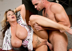 Kandi Cox & Charles Dera in all directions My Friends Hot Mummy