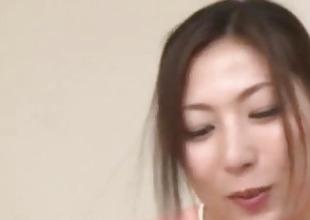 Mirei Yokoyama amazes in pure Asian POV bit