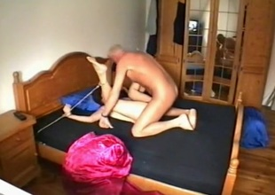 Adult stiffener has a mistress and serf sex fantasy