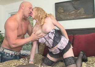 Christian XXX gives head with nasty blonde ladyboy Juliette Wander