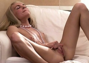 All but Forcible Amateur Makes Herself Cream