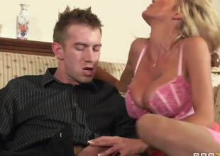 Overprotect Got Boobs: Bro, Your Mom's a Fox!. Tia Layne, Danny D