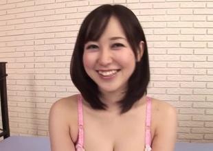 Amazing Japanese girl Yuu Shinoda in Fabulous obese tits, fingering JAV chapter
