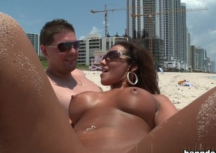 Adriana Deville in Love at first Anal