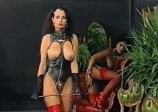 Lady Femdom-Goddess #1, 1987 Teresa Orlowski,Jeannie Dogs Part 1
