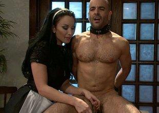 January Seraph maid him effect it