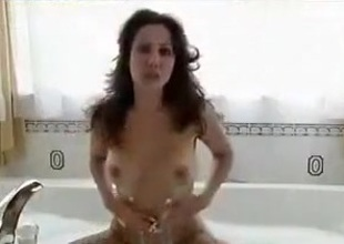 Off colour Milf gets fucked by a mature man.