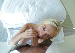 Alex Grey drilled more her sexy pussy POV style
