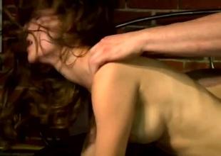 Hot body pornstar Jenni Lee pounded in the sky hard