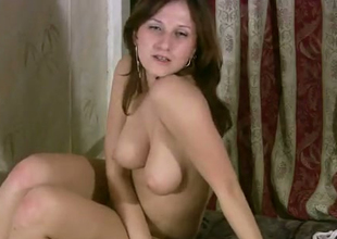 This raunchy with bated breath nympho is negligee some nice titties