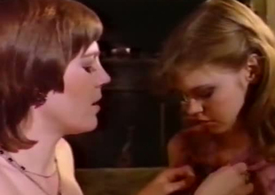 Hot girl Tara Aire starts fairy sexual congress with her friend Samantha Fox