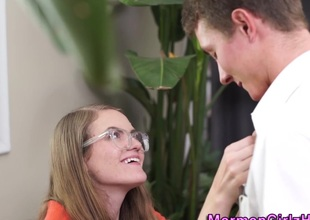 Teenager missionary slammed