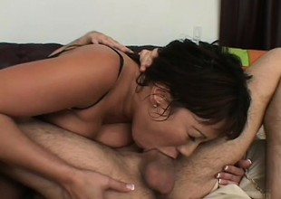 Milf Ava Devine is one Gehenna of a fuck and does deep throat like a queen