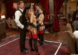 Slave Lylas Anal Tutor b introduce increased by the Undertaking of Authority