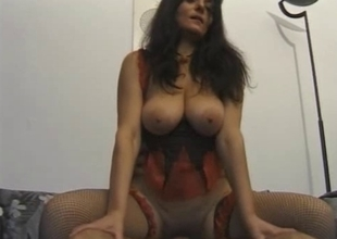 Experienced unshaved mature sluts getting fucked