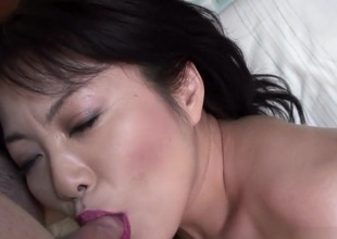 Exotic Japanese slattern in Amazing Panties, JAV Uncensored JAV clip