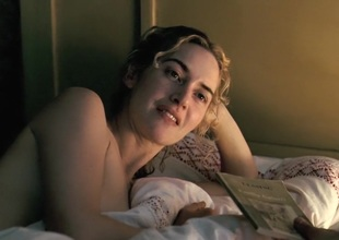 Kate Winslet - Rub-down the Reader (2008)