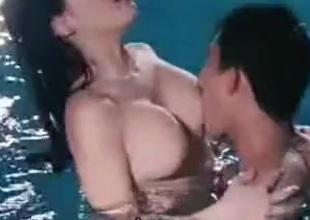 Vivian Hsu nude scene