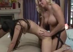 Older-Younger Lesbian Bliss48
