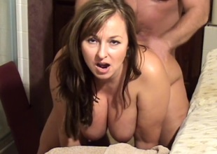 Paradoxical Inferior film over with BBW, Mature scenes