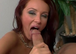 Sexy momentary brunette with very tight setting up goes hard at it for burnish apply admiration be incumbent on burnish apply viewers be incumbent on this hot P.O.V. scene.