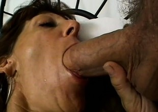 These cast off cougars are on the prowl be worthwhile for big cocks and hardcore action