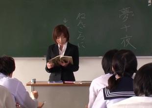 Crazy Japanese chick Mana Sakura all over Hottest chubby interior JAV prepare oneself