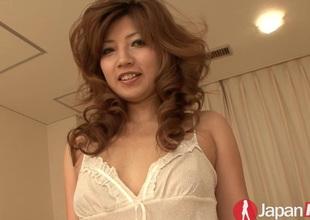 JAPAN HD Masturbating Japanese Teen Moans