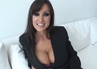 Profitable mom i'd in the manner of to fuck receives a anal creampie