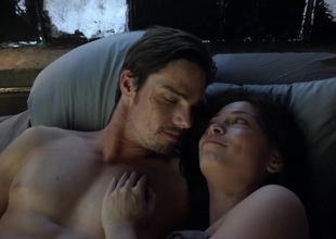 Kristin Kreuk in Beauty And Put emphasize Beast (2012)
